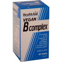 HealthAid Vegan Vitamin B Complex