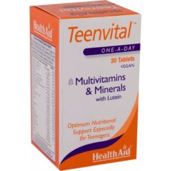 HealthAid Teenvital (Multivitamin & Minerals with Lutein)