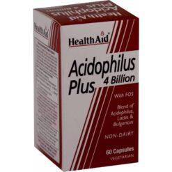 HealthAid Acidophilus Plus (4 Billion)