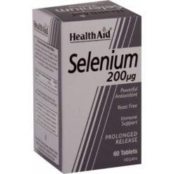 HealthAid Selenium 200mcg