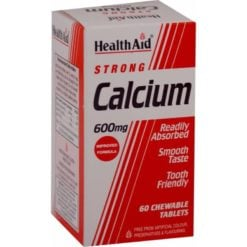 HealthAid Strong Calcium 600mg