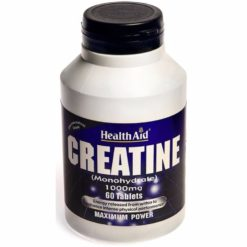 HealthAid Creatine (Monohydrate) 1000mg