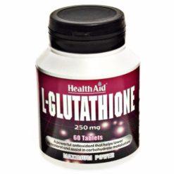 HealthAid L-Glutathione 250mg