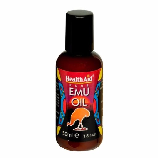 HealthAid Emu Oil (Pure Oil)