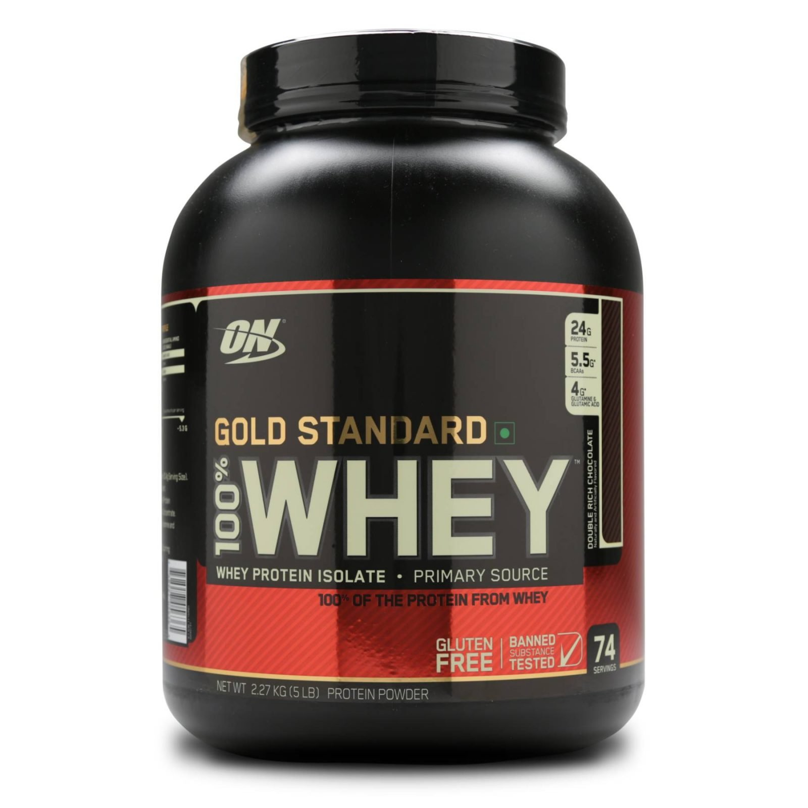 Optimum Nutrition (ON) Gold Standard 100 Whey Protein Powder