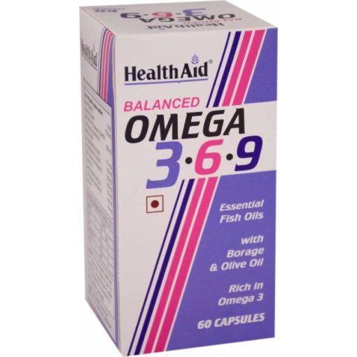 HealthAid Balanced Omega 3.6.9