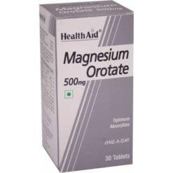 HealthAid Magnesium Orotate 500mg