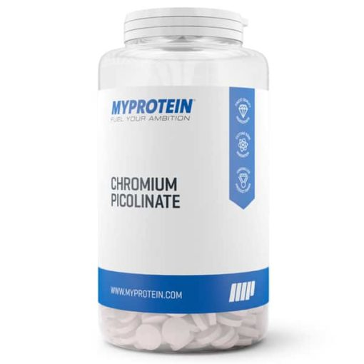 Myprotein Chromium Picolinate Trace Mineral-180 tabs