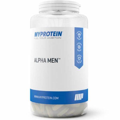 Myprotein Alpha Men Super MultiVitamin - 120tabs