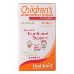 HealthAid Children's MultiVitamins & Minerals