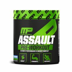 MusclePharm Assault Pre Workout, 30 servings