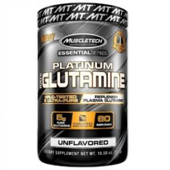 MuscleTech Glutamine,  0.67 lb  Unflavoured