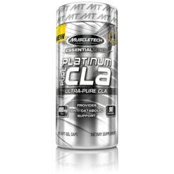 MuscleTech Platinum CLA (800 mg), 90 Softgels