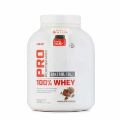 GNC Pro Performance 100 % Whey Protein Powder