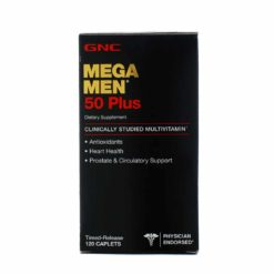GNC  Mega Men 50 Plus Cap (Timed-Release)