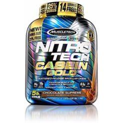 MuscleTech NitroTech Casein Gold