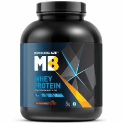 MuscleBlaze Whey Protein