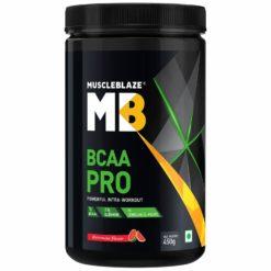 MuscleBlaze BCAA Pro 450g