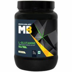 MuscleBlaze Micronized Glutamine