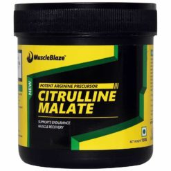 MuscleBlaze Citrulline Malate