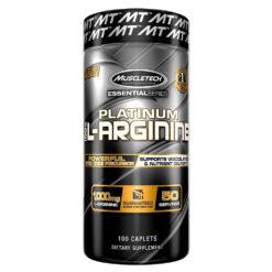 MuscleTech Essential Platinum 100% L-Arginine