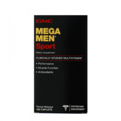 GNC Mens Mega Men 90 Capsules
