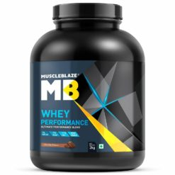 MuscleBlaze 70% Whey Performance Protein