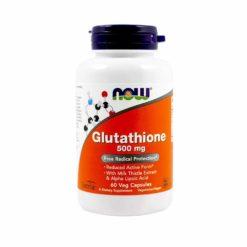Now Foods Glutathione 500mg