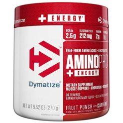 Dymatize Amino Pro Energy with caffeine