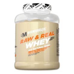Bigmuscles Nutrition Raw & Real Whey