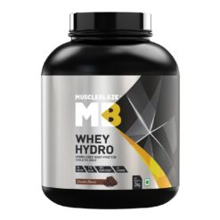 MuscleBlaze Whey Hydro