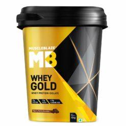 MuscleBlaze Whey Gold With Digezyme