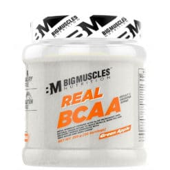 Big Muscles Nutrition Real BCAA