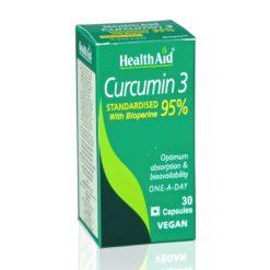 HealthAid Curcumin 3