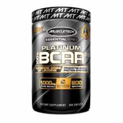 MuscleTech Essential Platinum BCAA 8:1:1