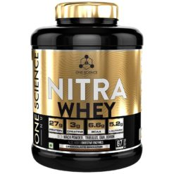 One Science Nitra Whey