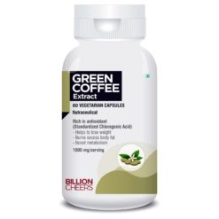 Billion Cheers Green Coffee Extract Capsules