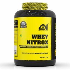 Absolute Nutrition Whey Nitrox Powder
