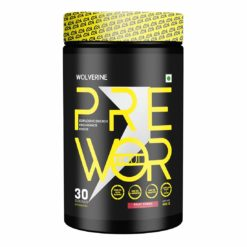 Absolute Nutrition Wolverine Pre Workout