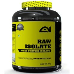 Absolute Nutrition Raw Isolate