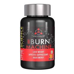 OneScience Nutrition Burn Machine Fat Burner