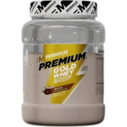 Big Muscles Nutrition Premium Gold Whey