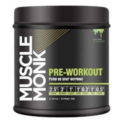 Muscle Monk Pre Workout - Pump up your Workout