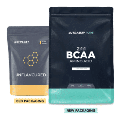 Nutrabay Pure Series BCAA 2.1.1