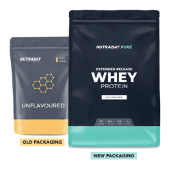 Nutrabay Pure Series Whey Protein (Extended release)