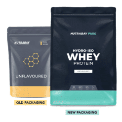 Nutrabay Pure 100% Hydro-Iso Whey Protein (Hydro Whey)