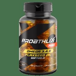 Proathlix Omega 3,6,9 Flaxseed Oil