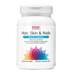 GNC Womens Hair Skin and Nails Tab