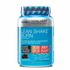 GNC Lean Shake Burn