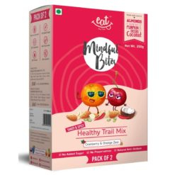 EAT Anytime Healthy Trail Mix - Dry Fruit, Tropical Fruits & Nuts